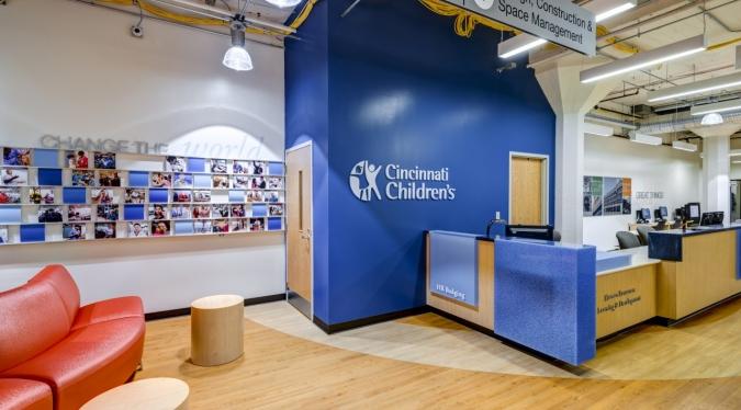 Cincinnati Children's Hospital Medical Center - HR ...